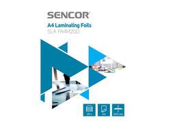 SENCOR SLA FA4M200 Laminovacie fólie