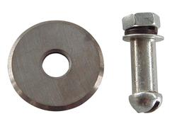 Extol Craft 103160 Rezacie koliesko do rezačky, 16x6x3mm, pre 9751, 9752, 100410, 100610