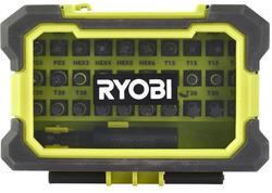 Ryobi RAK31MSDI 31ks sada skrutkovacích bitov Torque +