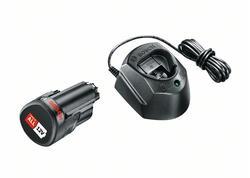 Bosch 1600A01L3D Akumulátor 12V + nabíjačka 12V