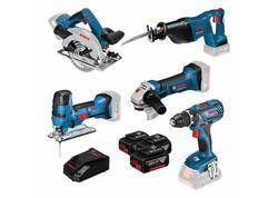 Bosch 0615990K6N Professional Sada náradia 18V