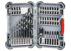 Bosch 2607017567 35-dielna súprava vrtákov a skrutkovacích bitov