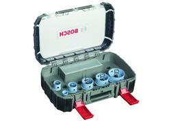 Bosch 2608580881 9-dielna súprava dieroviek na plech pre elektrikárov