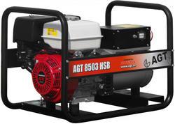 AGT 8503 HSB Standard Benzínová elektrocentrála 400V