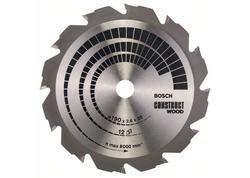 Bosch 2608641201 Pílový kotúč 190mm Construct Wood