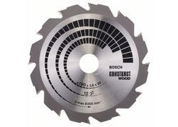 Bosch 2608640633 Pílový kotúč 190mm Construct Wood