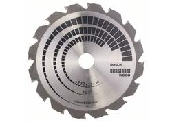 Bosch 2608640635 Pílový kotúč 230mm Construct Wood
