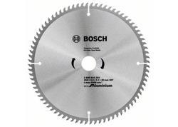 Bosch2608644393 Pílový kotúč 250mm Eco for Aluminium