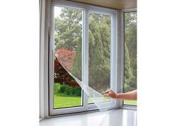 Extol Craft 99122 Sieť okenná proti hmyzu 130x150cm, biela