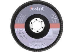 Extol Premium 8803326 Kotúč lamelový šikmý, korund, 125mm