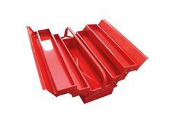 DEMA Kovový rozkladací kufrík na náradie 56x21x22 cm 40599D