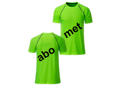 Metabo Športové pánske funkčné tričko XL 638682020