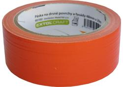 Extol Craft 95102 Páska na drsné povrchy a fasády, 48mm x 20m