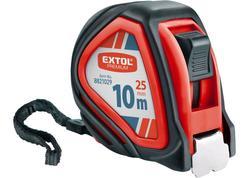 Extol Premium 8821029 Meter zvinovací, 10m, šírka pásu 25mm