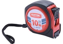 Extol Premium 8821039 Meter zvinovací, 10m, šírka pásu 25mm