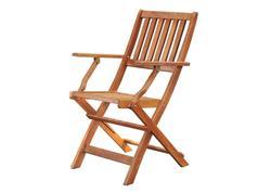 Strend Pro 802362 Stolička LEQ HERRINGE, drevená, s opierkami