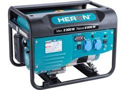 Heron Benzínová rámová elektrocentrála 2,3 kW 8896411