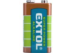 Extol Energy 42016 Batéria alkalická, 9V, typ 6LR61