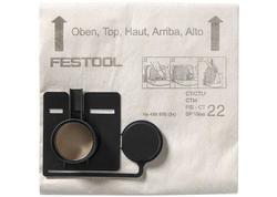 FESTOOL FIS-CT 44 SP VLIES/5 Filtračné vrecko