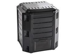 Prosperplast 255194 Komposter COMPOGREEN, 380 lit, čierny