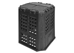 Strend Pro 255072 Kompostér ECO Multi 360 lit, čierny, PE