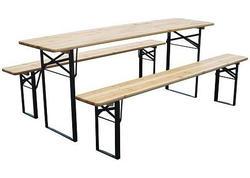 DORTMUND Standard3 Set pivný, stôl 175x46x77 cm, 2x lavica 175x23x47 cm, drevo 25 mm 802027A