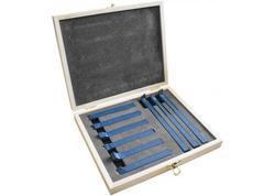 Güde 40322 Sada sústružníckych nožov 12x12 mm, 9-dielna