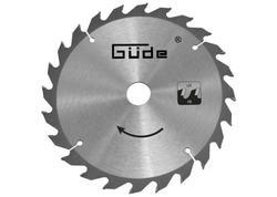 Güde 58237 Pílový kotúč 150x1,6x10 24Z HM