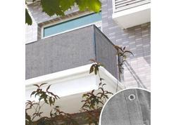 DEMA 30860D Balkónová zástena 90x600 cm, šedá