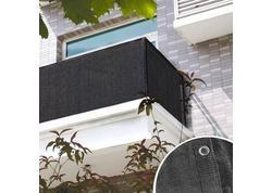 DEMA 30861D Balkónová zástena 90x600 cm, antracit
