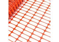 DEMA 31246D Bezpečnostný stavebný plot 30x1 m, oranžový