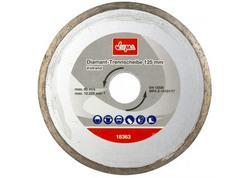 DEMA 18363D Diamantový rezný kotúč 125 mm DDT125V