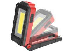 Strend Pro 2171961 Svietidlo Worklight MWL539, LED 100+250 lm, COB 200 lm, 2200mAh, magnet, USB nabíjanie