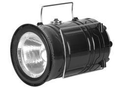 Strend Pro 2171968 Lampa Camping CL102, LED, 80 lm, 1200mAh, efekt plameňa, USB, svietidlo, nabíjanie solar