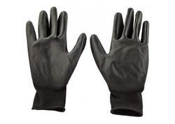 DEMA 23264D Pracovné rukavice s PU povrchovou úpravou Basic, veľkosť 11