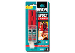 Bison Lepidlo Epoxy 5 minutes, 24 ml