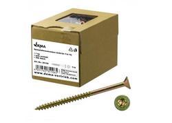 DEMA 35106D Skrutky do drevotriesky čiastočný závit 4x40/24 T15, 1 kg