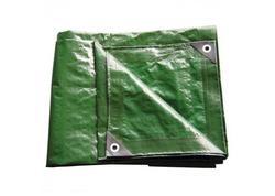 DEMA 24708D Nepremokavá plachta zakrývacia 6x8 m 140 g/m2, zelená