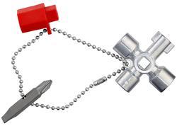 Knipex 001101 Kľúč na rozvodové skrine malý