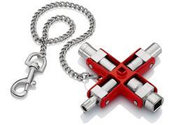 Knipex 001106 Kľúč na rozvodové skrine univerzálny