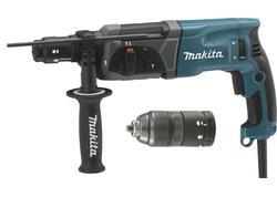 Makita HR2470T Elektropneumatické vŕtacie kladivo SDS-Plus, 780W
