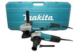 Makita DK0053G Sada uhlových brúsok GA9020 230mm + 9558HNRG 125mm