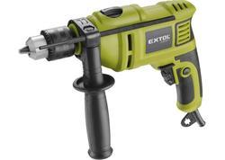 Extol Craft Príklepová vŕtačka 550 W 401163