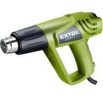411013 Teplovzdušná pištoľ 2 000 W Extol Craft