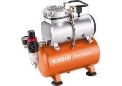 Extol Premium AC-S3 Kompresor 0,15 kW 8895300