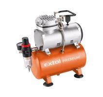 EXTOL PREMIUM AC-S3 Kompresor 0,15 kW (8895300)
