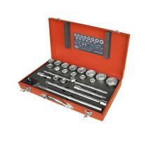 8818350 Sada 22-dielna nástrčných kľúčov EXTOL PREMIUM