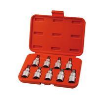 Extol Premium 8818124 Hlavice zástrčné TORX 9-dielna sada