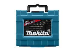 Makita D-36980 Sada vrtákov a bitov 34-dielna