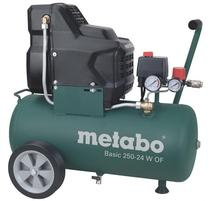 Metabo Basic 250-24 W OF Bezolejový kompresor, 601532000